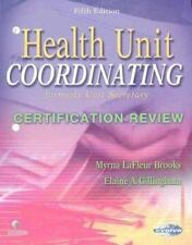 Health Unit Coordinating Certification Review, 5e