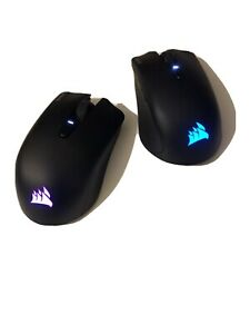 Corsair Harpoon RGB Wireless Gaming Mouse - Black