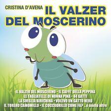 CRISTINA D'AVENA - IL VALZER DEL MOSCERINO - CD NUOVO SIGILLATO