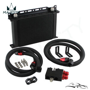 25 Row Oil Cooler Kit For BMW 3 Series N54 135 135i E82 335 335i E90 E92 E93