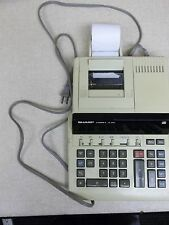 Sharp VX-1652 Commercial Calculator Print Display *FREE SHIPPING*