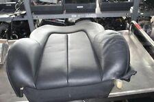 Mercedes SLK R 170, Mopf Bezug Lehne Fahrersitz Leder anthrazit A 170 910 20 47
