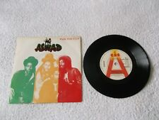 "Rare Reggae Promo Copy ASWAD - PASS THE CUP / PASS THE DUB, UK 7"" Vinyl 1982 CBS"