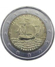 Pièce 2euros commémorative Portugal 2011 – 500ème an de la naissance de F.Mendes