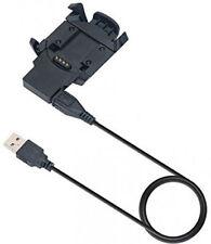 Data Sync Cradle Dock Desktop USB Charging Clip Charger for Garmin Fenix 3