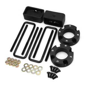 """3"""" Front and 3'' Rear Leveling Lift Kit Fit for Toyota Tundra 2007-2019 2WD 4WD"""