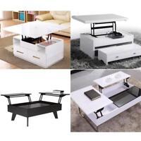 Aluminum Lift Up Coffee Table Mechanism Home Modern Metal Functional Furniture