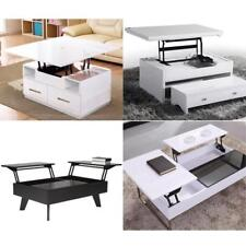 Aluminum Lift Up Coffee Table Mechanism Home Modern Metal Functional Furniture