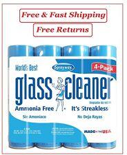 Sprayway Glass Cleaner (19oz., 4pk.)