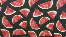 Melon Noir Indoor / Outdoor 100% Polyester Fabric