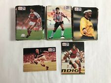 More details for 137 vintage pro set football soccer english league 1991 1992 cards bundle joblot