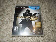GoldenEye 007: Reloaded (Sony PlayStation 3, 2011) *****LN*****NO MANUAL*****