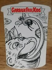 2015 Garbage Pail Kids Series 1 Toady TERRY Neil Camera Collector Diecut Sketch