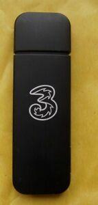 ZTE MF730M DC-HSPA+ USB MODEM – 3 NETWORK - Compatible with 3G & 4G Sim