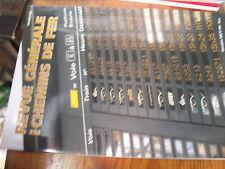 µ? Revue RGCF n°188 Novembre 2009 Economats SNCF Thalys LGV Belge Rame Inox PACA