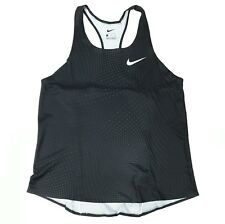 Nike Race Day 2018 Digital Track Running Singlet Women's Medium Black 835974