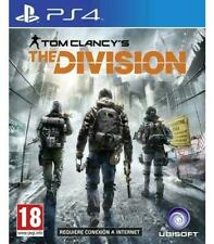 Tom Clancy's: The Division (Sony PlayStation 4, 2016)