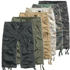 Brandit Industry 3//4 Shorts-Trouser Pantalon us army militaire Streetwear NEUF