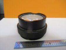 Nikon Japan Illuminator Diffuser Lens Microscope Part Optics As Pictured 47 A 21