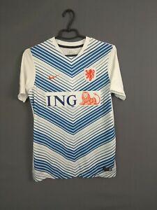 Netherlands Holland Jersey Training Boys Kids XL Shirt Football Trikot Nike ig93
