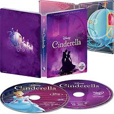 Cinderella [SteelBook] [Signature Collection] [Blu-ray/DVD] [Best Buy Exclusi...