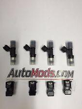 Bosch 52lb 550cc EV14 Flow Matched Fuel Injectors 1.8T turbo Golf Audi GTI VW