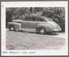 Vintage Car Photo 1941 Cadillac Automobile 731785