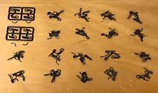 PARTS:  HO Scale Accurail Accumate Couplers - OEM Take-offs - 20 pairs