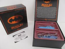 Coffret Limited BATMOBILE Deluxe Set The BRONZE AGE COLLECTION - DC Comics CORGI