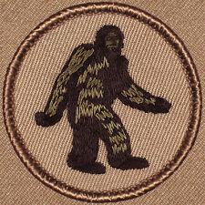 Bigfoot! (#173) Boy Scout Patrol Patches - Bigfoot / Sasquatch Patrol!