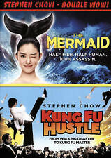 Kung Fu Hustle/The Mermaid (DVD, 2016)