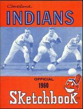 Cleveland Indians Baseball Original Vintage Yearbooks