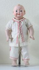 Googlie(Garçon)Hertel, Scwab & Co 42cm Poupée Ancienne Reproduction Antique doll