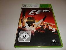 XBOX 360 f1 2011 - [Xbox 360]