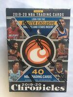 2019-20 Chronicles Basketball NBA 8 PACKS 40 CARDS SEALED BLASTER BOX NEW!