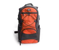 Nikon Deluxe Hiking Backpack For Nikon Digital SLR Cameras - Black / Orange