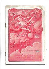 1909. Catalogue.Insignes.Cocardes.Décorations.Militaria.Conscrits.M. Nicolas.RRR