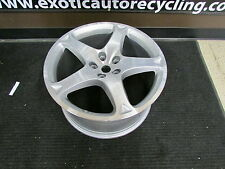 "Ferrari California, Rear Wheel, Rim, 19"", Diamond Cut, New, P/N 246442"