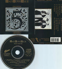 BAD BOYS BLUE-THE FIFTH-1989-GERMANY-COCONUT RECORDS 260 291-SONOPRESS-CD-MINT-