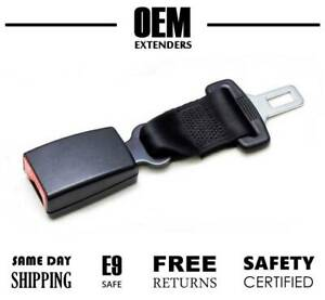 Seat Belt Extender / Extension for 2013 Volvo XC60 - Fits Rear Window Seats
