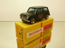 METOSUL 8 - MORRIS MINI COOPER - BLACK 1:43 - GOOD CONDITION IN BOX