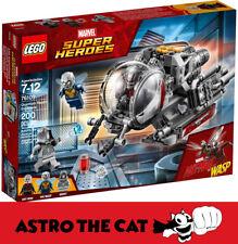 Lego Super Heroes Antman Quantum Realm Explorers 76109