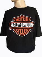 "Harley-Davidson Men's Black short sleeve shirt ""Significant B&S"" XL"
