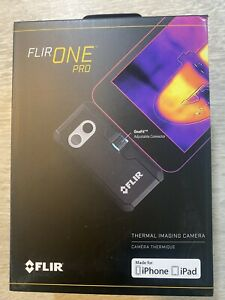Flir One Pro IOS Thermal Imaging Camera For Iphone & Ipad- New / Boxed