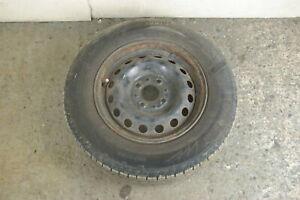 (585) Fiat Panda Mk2 Wheel steel with tyre 155 80 13 6mm