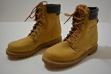 Mighty-Mac Leather Boots, Size 11, Insulated, Oil Resistant, Great Condition