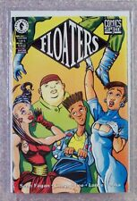 FLOATERS #1 Graded 9.8 by MCG- Midwest Comic Grading, 1993, Dark Horse/Spike
