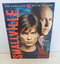 Smallville Tv Series Complete Fifth Season 5 New Sealed 6 Dvd Set