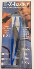 E-Z Lasher for Putting Eyelashes on Doll & Teddy Bear with 12-14 mm Eyes - NEW