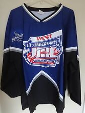 True Vintage Defunct Uhl 2001 All Star Game Minor League Hockey Jersey Men Xl Ak